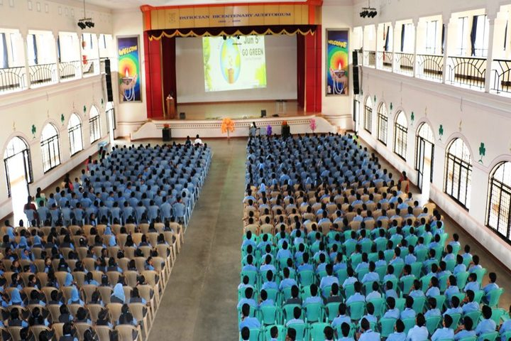St Patrick S School-Auditorium