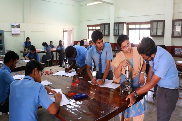 St Patrick S School-Physics Lab