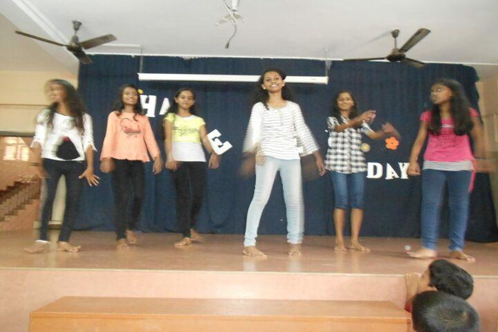 Auxilium English Medium School-Dance