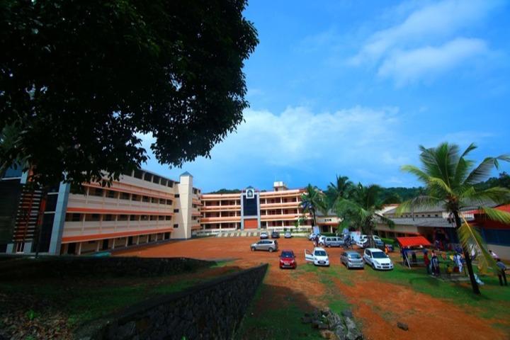 Chavara International School-Campus