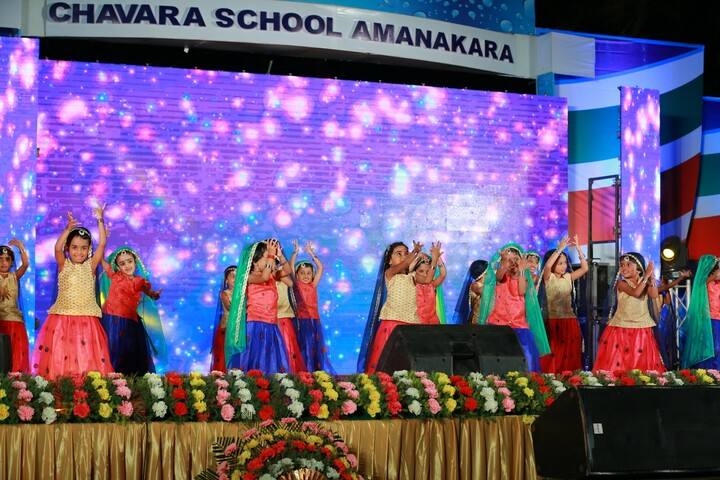 Chavara International School-Cultural Event