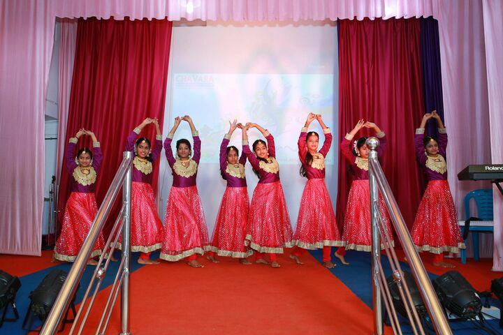 Chavara International School-Dance