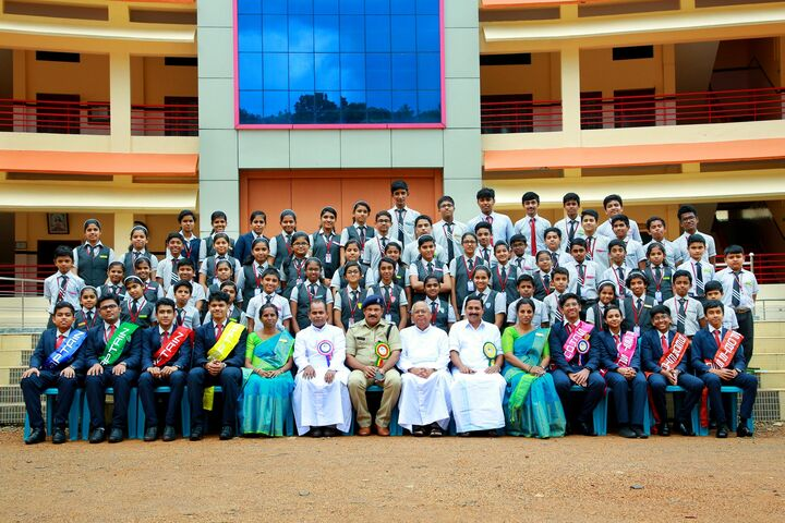 Chavara International School-Group Photo
