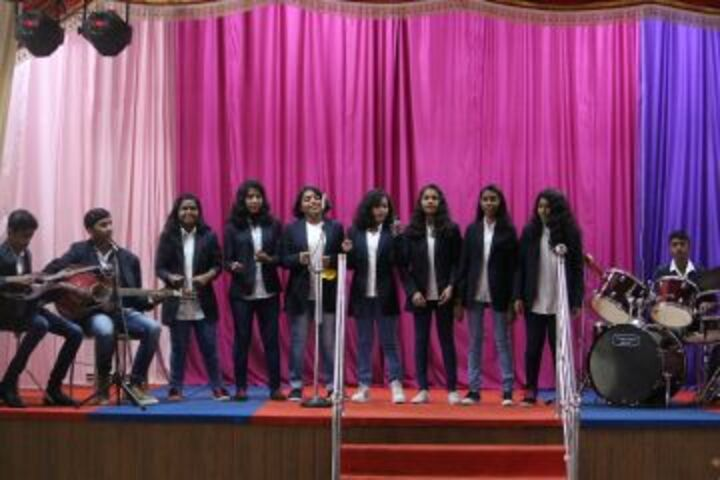 Chavara International School-Music