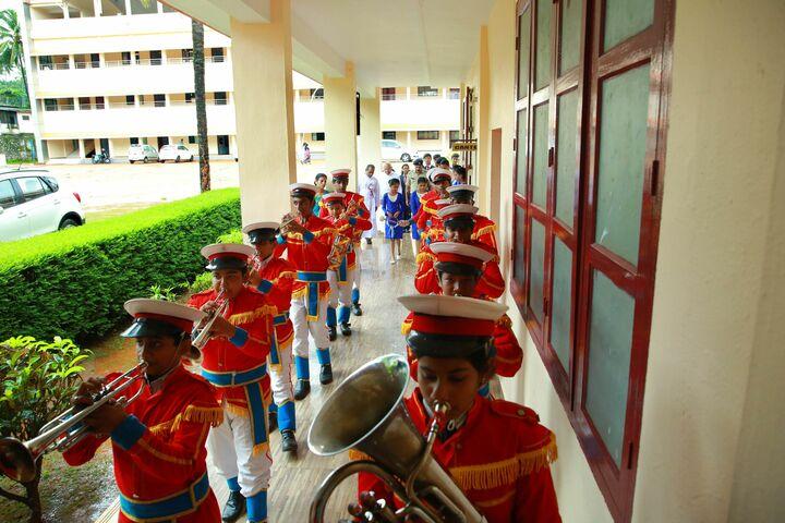 Chavara International School-School Band