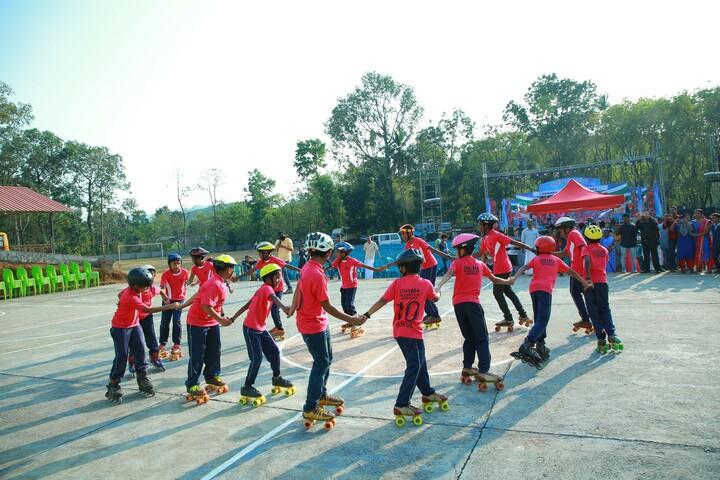 Chavara International School-Skating