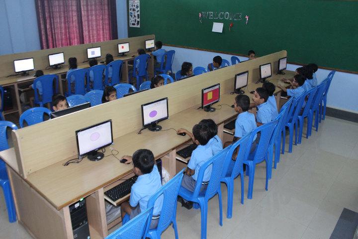 St PatrickS Academy-Junior Computer Lab
