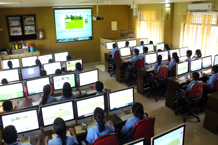 St Patricks Academy-Smart Classroom
