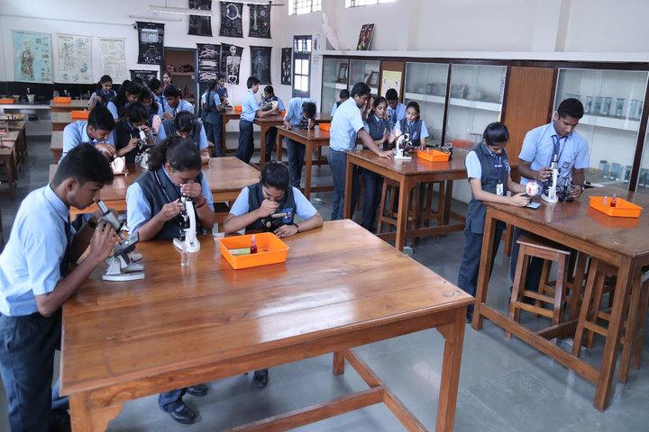 St Patricks Academy-Biology Lab