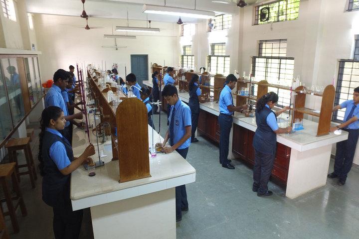 St Patricks Academy-Chemistry Lab