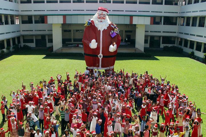 St Patricks Academy-Christmas Celebrations