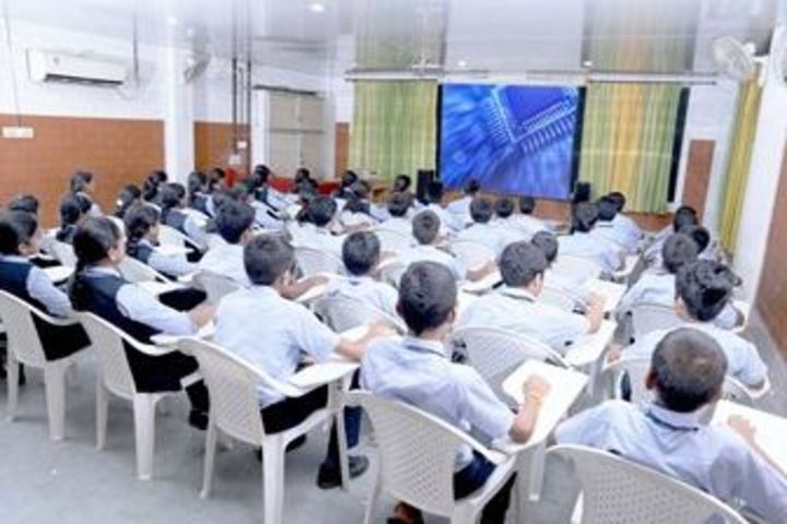 Don Bosco Central School-AV Room