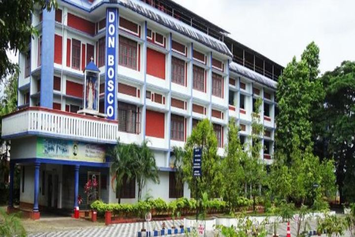 Don Bosco Central School-Campus View