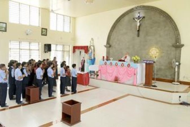 Don Bosco Central School-Prayer Hall