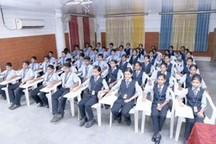 Don Bosco Central School-Students