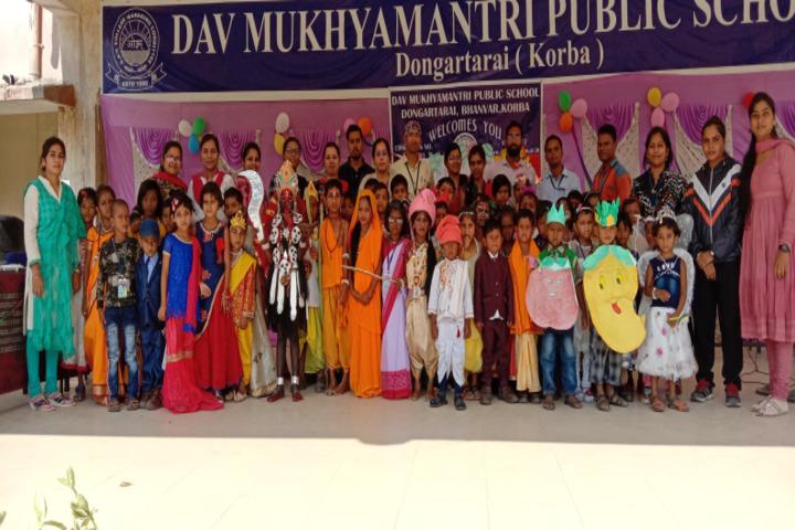 DAV Mukhyamantri Public School-Fancy Dress