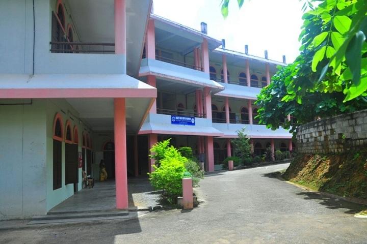 Mary Giri Vidya Mandir-Campus View