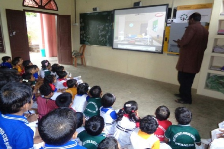 Mary Giri Vidya Mandir-Smart Class