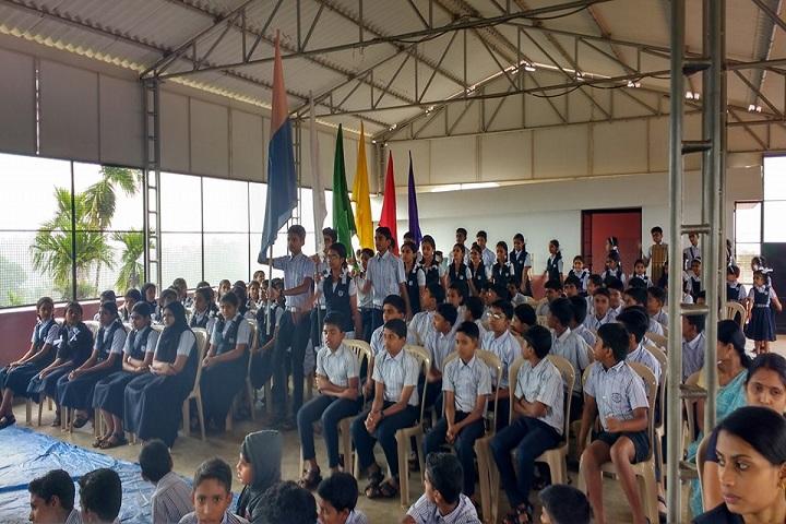 Auxilium English Medium School-Environmental Day
