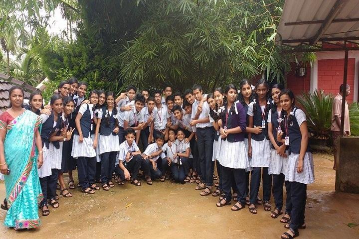Auxilium English Medium School-Group Photo