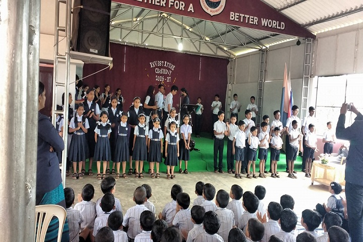 Auxilium English Medium School-Seminar Hall