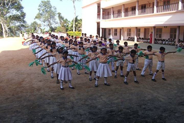 Auxilium English Medium School-Exercise