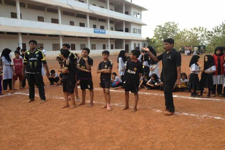 I C E T Public School-Sports