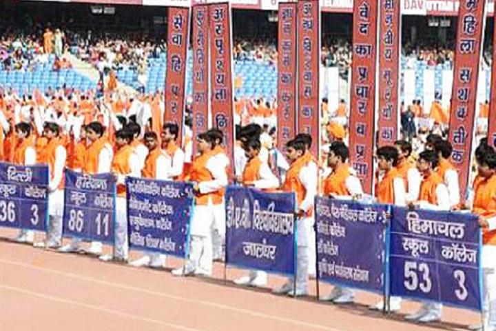 Dav Mukhyamantri Public School-Annual Function
