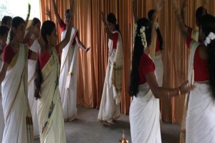 St Thomas School-Dance
