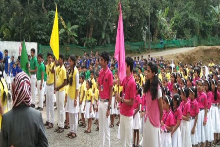 St Thomas School-March Past