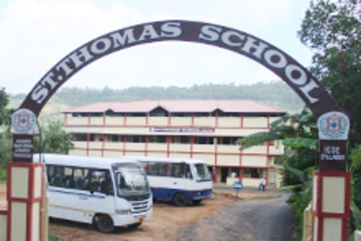 St Thomas School-School Entrance