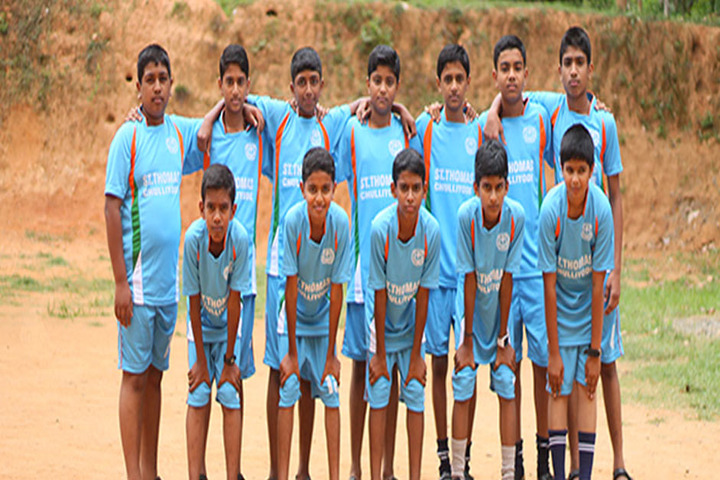 St Thomas School-Sports