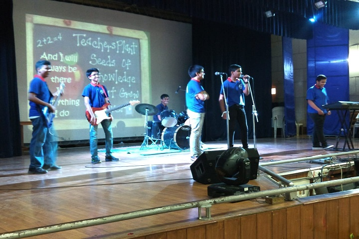 Baldwin Boys High School-Music