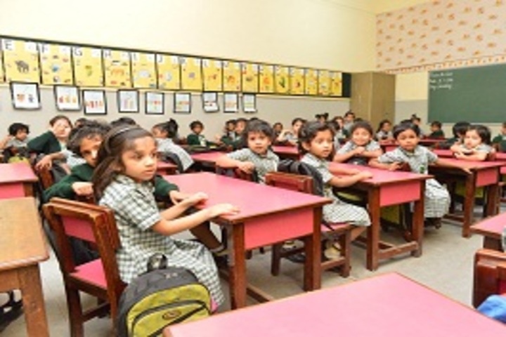Bishop Cotton Girls School-Classroom