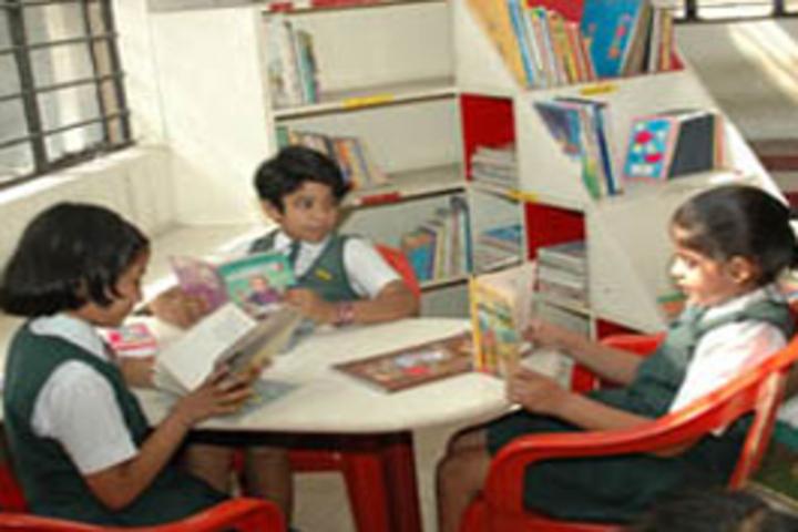 Bishop Cotton Girls School-Junior Library