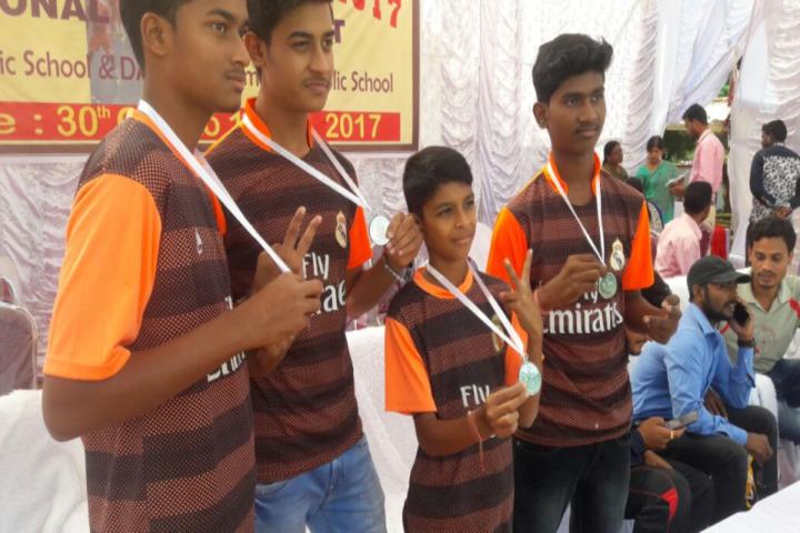 DAV Mukhyamantri Public School-Winners