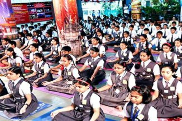 DAV Mukhyamantri Public School-Yoga