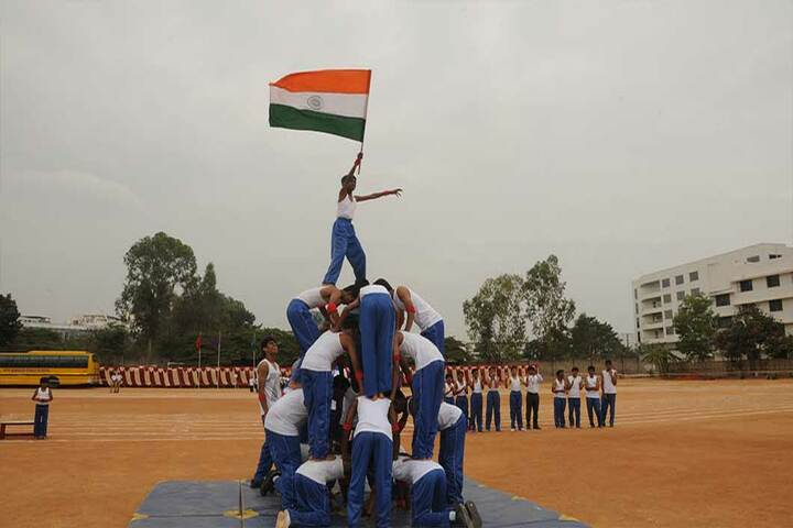 New Horizon Public School-Independence Day