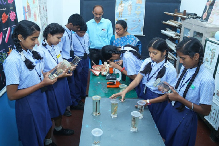 Vivekananda Educational Centre-Biology-Lab