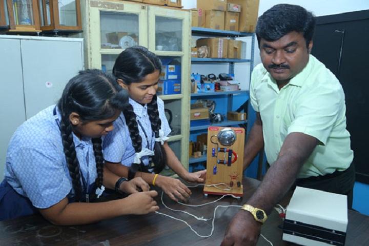 Vivekananda Educational Centre-Physics-Lab