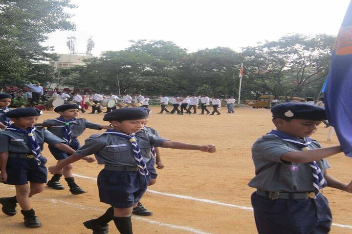Vivekananda Educational Centre-Scouts and Guide