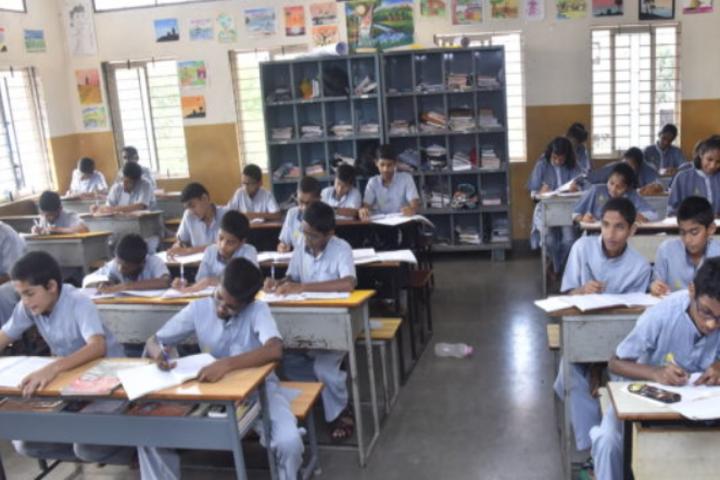 Sri Siddhi Vinayaka Residential School-Classroom