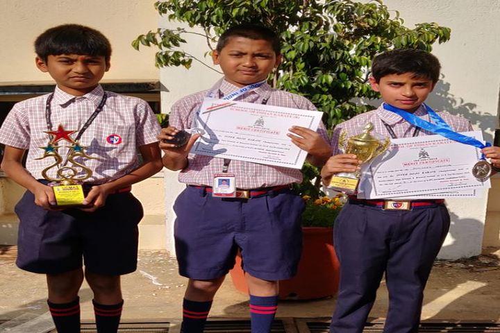 Rashtreeya Vidyalaya Public School-Awards and Certificates