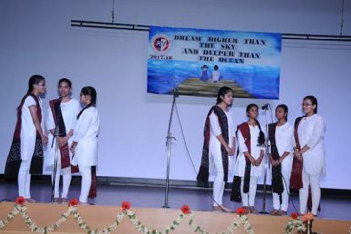 Rashtreeya Vidyalaya Public School-Singing