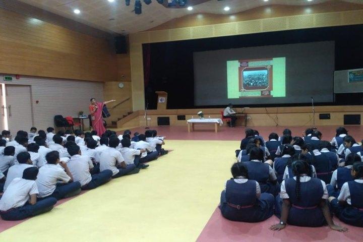 Rashtreeya Vidyalaya Public School-Audio Visual Room