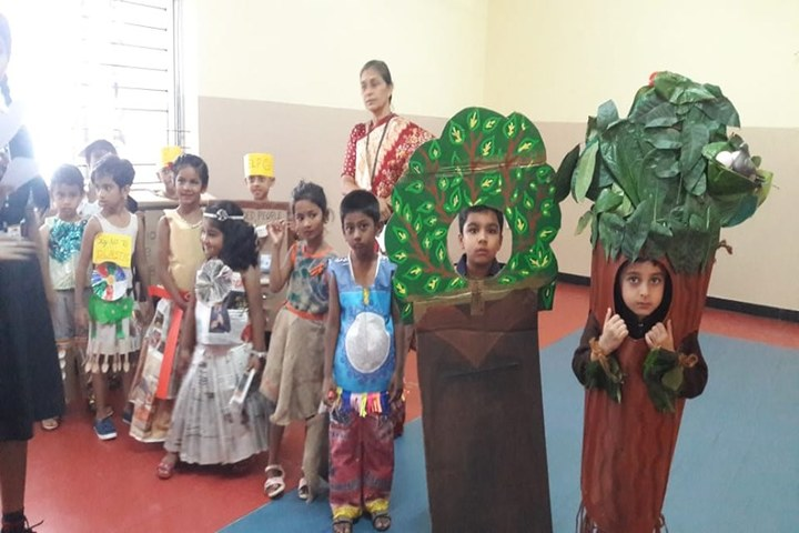 Rashtreeya Vidyalaya Public School-Fancy Dress