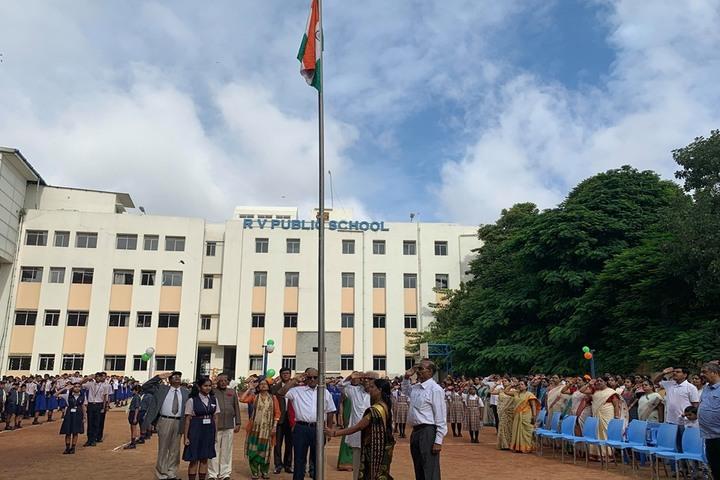 Rashtreeya Vidyalaya Public School-Independence Day