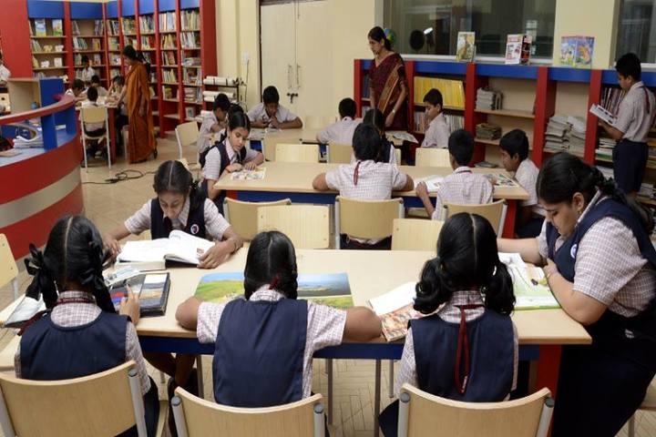 Rashtreeya Vidyalaya Public School-Library