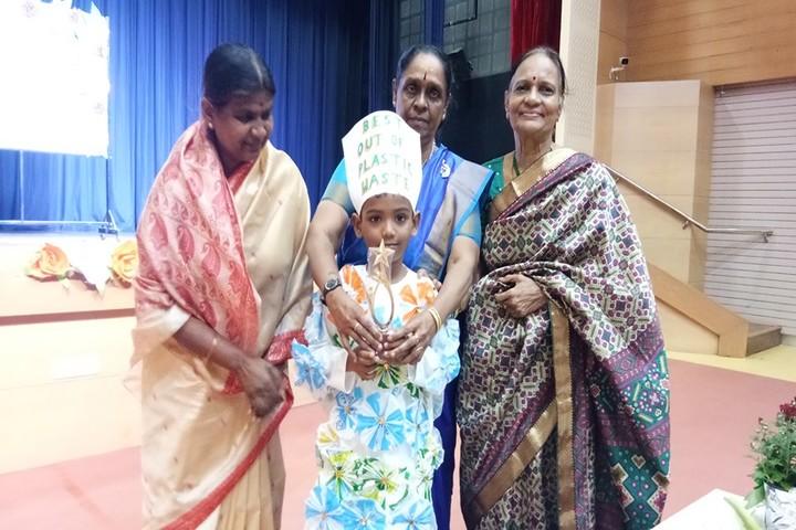 Rashtreeya Vidyalaya Public School-Prize Distribution