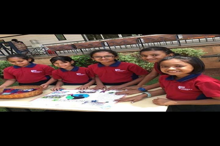 Vidyashilp Academy-School Exhibition